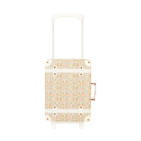 Prairie See-Ya Suitcase by Olli Ella, available at Bobby Rabbit. Free UK Delivery over £75