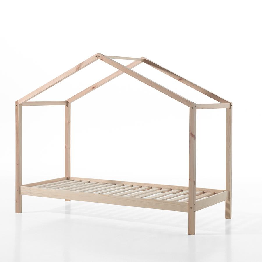 Side House Bed Single Size, available at Bobby Rabbit.