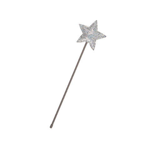 Sparkle Sequin Star Wand dressing up accessory by Mimi and Lula, available at Bobby Rabbit.