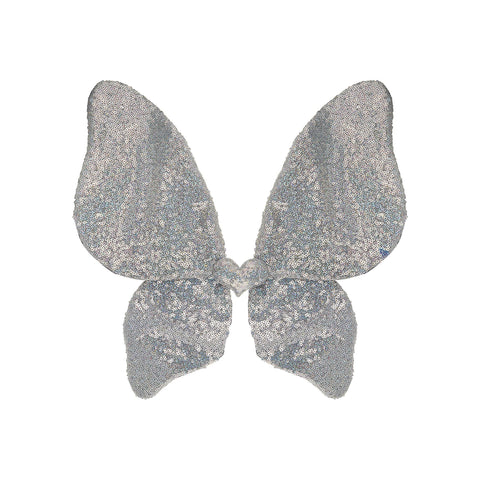 Sparkle Sequin Wings Wand dressing up accessory by Mimi and Lula, available at Bobby Rabbit.