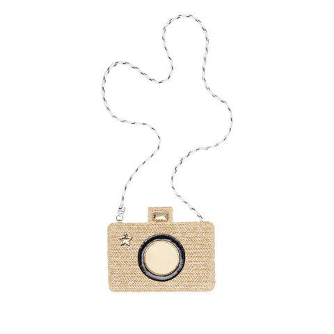 Summertime Camera Bag by Mimi and Lula, available at Bobby Rabbit.