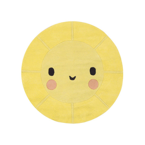 Sunshine Rug by Lilipinso available at Bobby Rabbit.