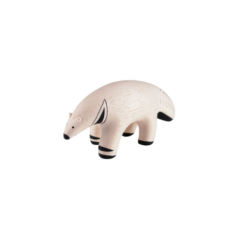 T-Lab 'Pole Pole' Wooden Anteater, available at Bobby Rabbit.