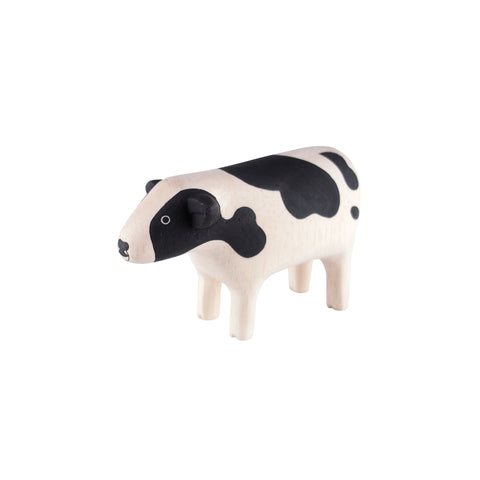 T-Lab 'Pole Pole' Wooden Cow, available at Bobby Rabbit.