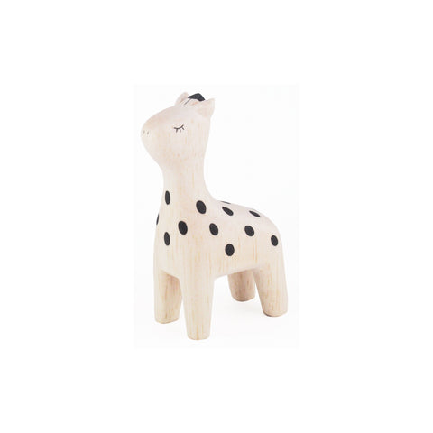 T-Lab 'Pole Pole' Wooden Giraffe, available at Bobby Rabbit.