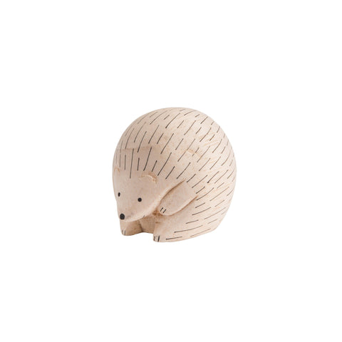 T-Lab 'Pole Pole' Wooden Hedgehog, available at Bobby Rabbit.