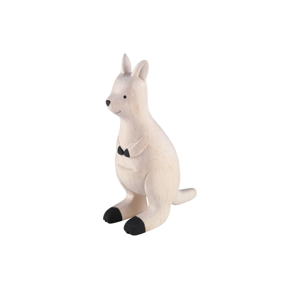 T-Lab 'Pole Pole' Wooden Kangaroo, available at Bobby Rabbit.