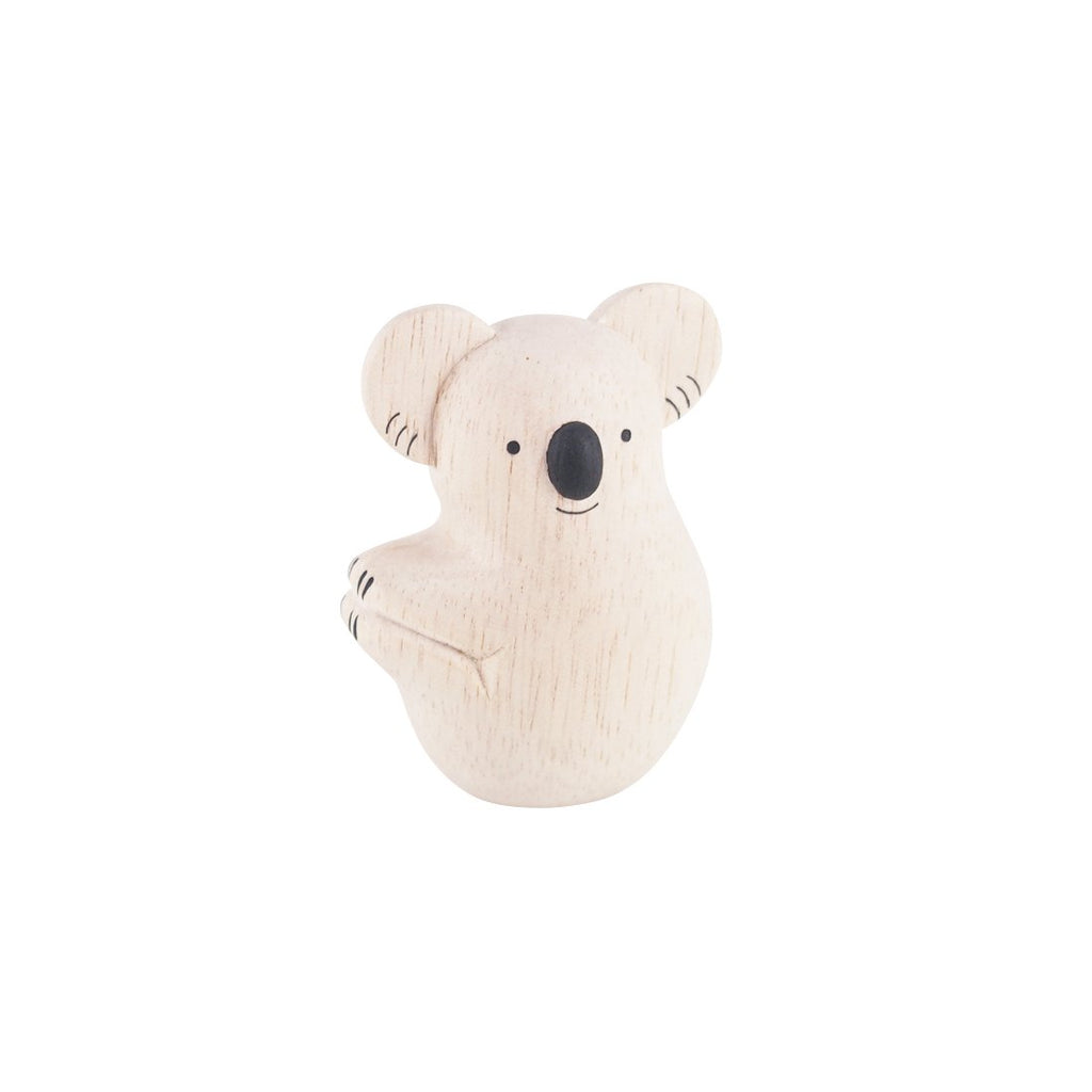 T-Lab 'Pole Pole' Wooden Koala, available at Bobby Rabbit.