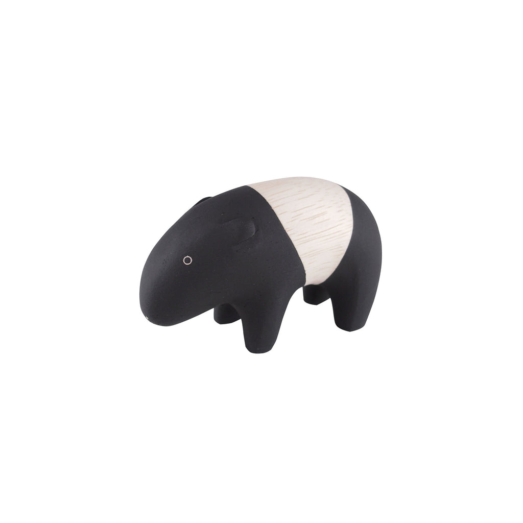 T-Lab 'Pole Pole' Wooden Tapir, available at Bobby Rabbit.