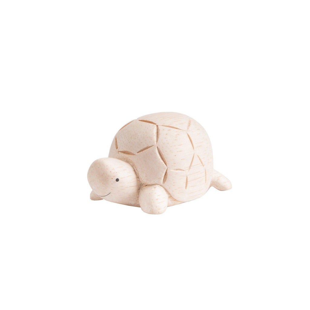 T-Lab 'Pole Pole' Wooden Turtle, available at Bobby Rabbit.