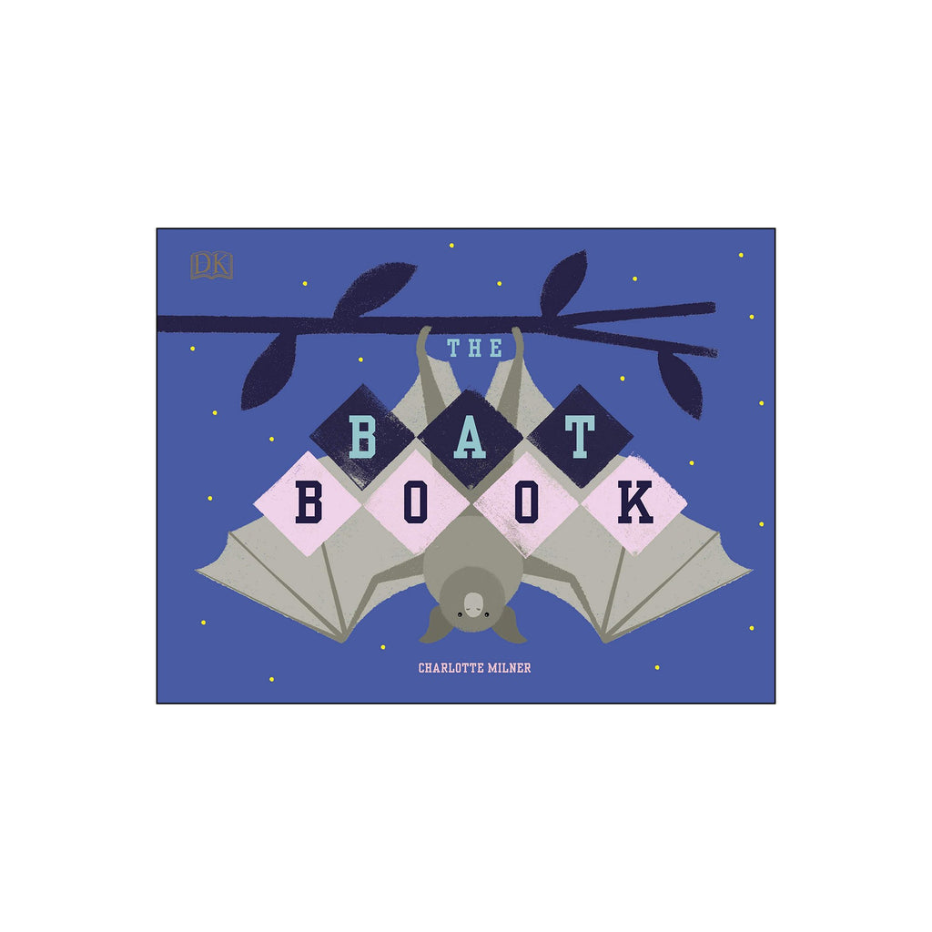 The Bat Book by Charlotte Milner, available at Bobby Rabbit.