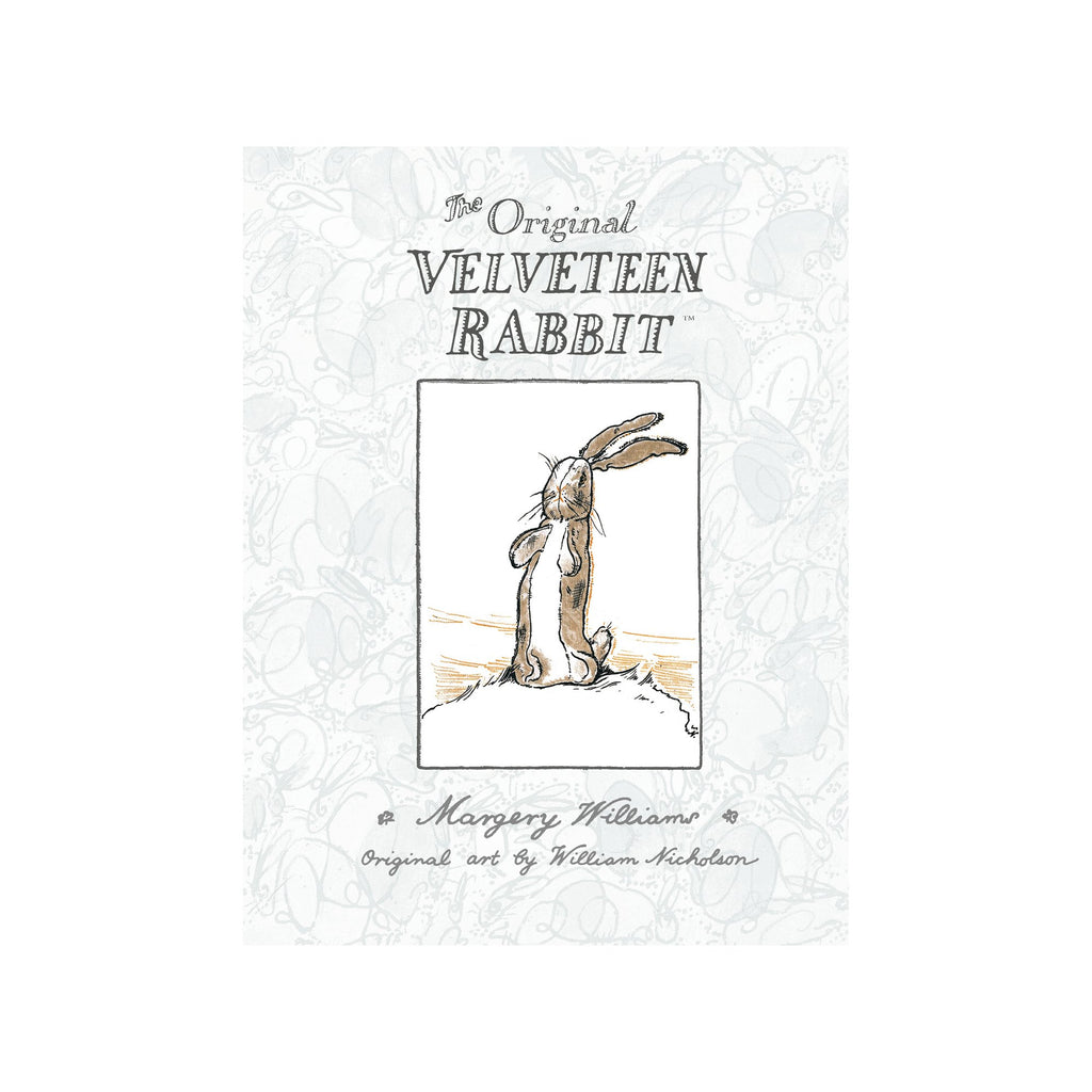 The Original Velveteen Rabbit, available at Bobby Rabbit.