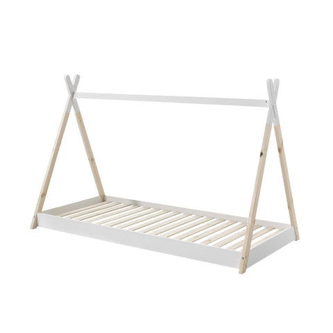Tipi Bed - Cot Bed and Single Size, available at Bobby Rabbit. Free UK Delivery over £75