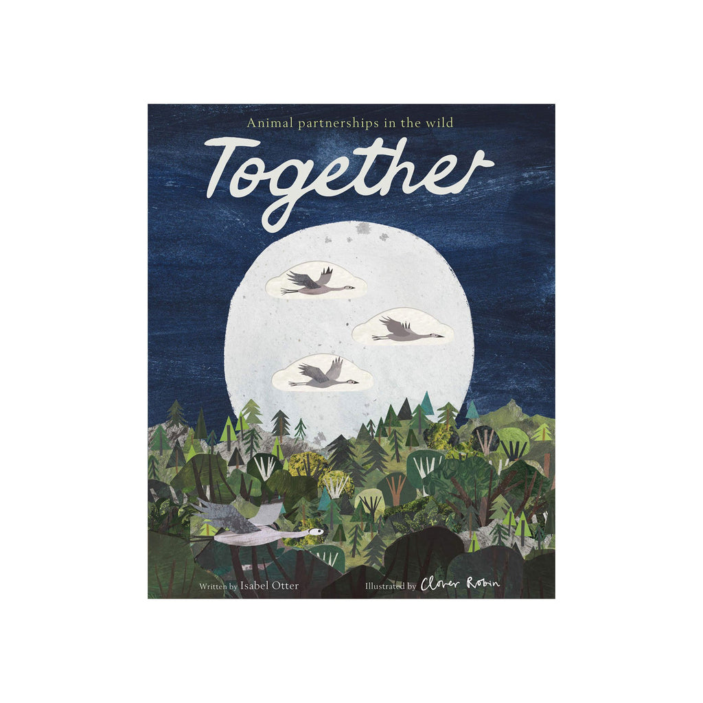 Together Book by Isabel Otter, available at Bobby Rabbit.