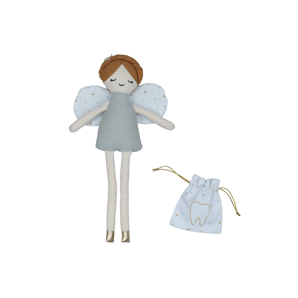 Tooth Fairy Doll by Fabelab, available at Bobby Rabbit.