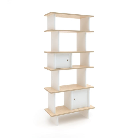Oeuf Vertical Mini Library, available at Bobby Rabbit.