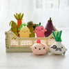 Fruit and Veg Soft Toys, styled by Bobby Rabbit.