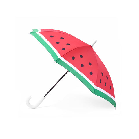 Watermelon Umbrella by Hipsterkid, available at Bobby Rabbit.
