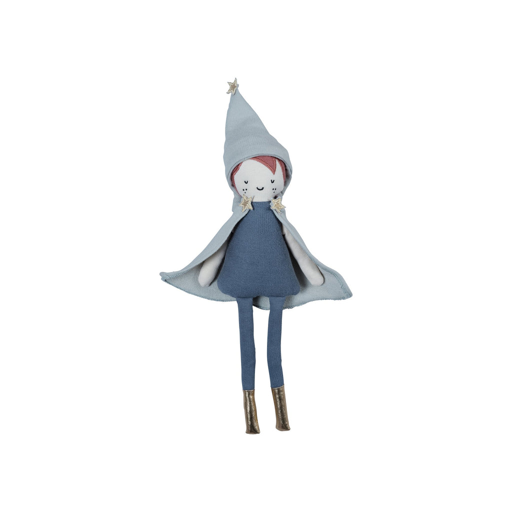 Wizard Doll by Fabelab, available at Bobby Rabbit.
