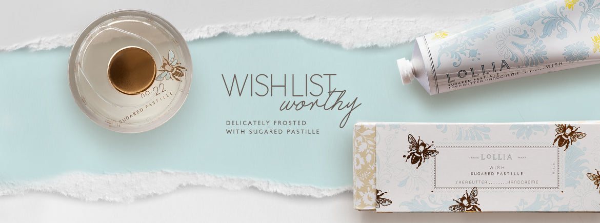 Wishlist Worthy Lollia Wish Fragrance