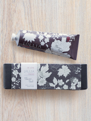 In Love Perfumed Shea Butter Hand Cream | Lollia