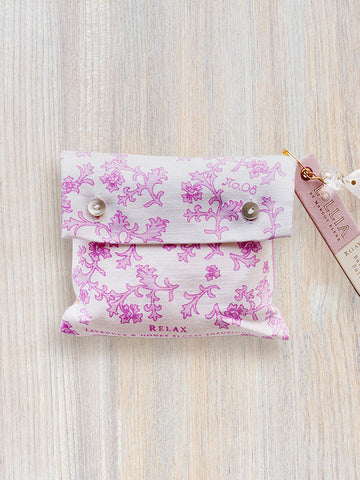 Relax Luxury Bath Salt Sachet | Lollia