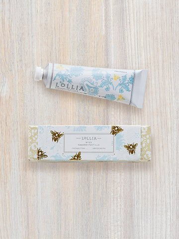 Wish Travel-Size Shea Butter Hand Cream | Lollia