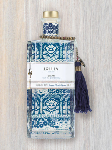 Dream Perfumed Luxury Bubble Bath | Lollia