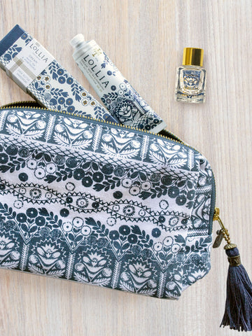 Dream Gift Trio: Cosmetic Bag, Travel Handcreme & Little Luxe