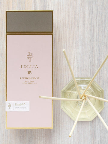 Another Quiet Day  Scented Home Fragrance Reed Diffuser | Lollia