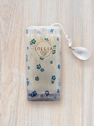 Wander Scented Luminary Candle | Lollia
