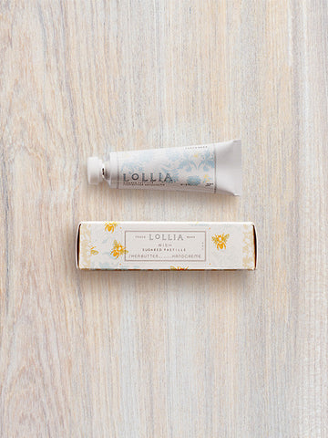 Wish Petite Treat Shea Butter Hand Cream | Lollia