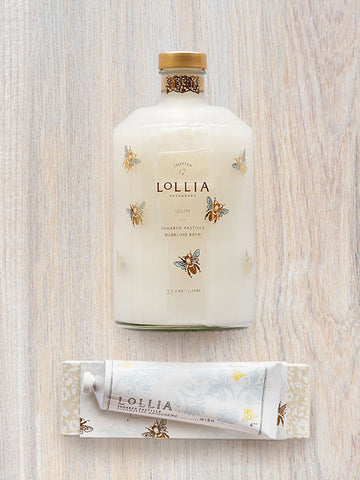 Wish Perfumed Luxury Bubble Bath | Lollia