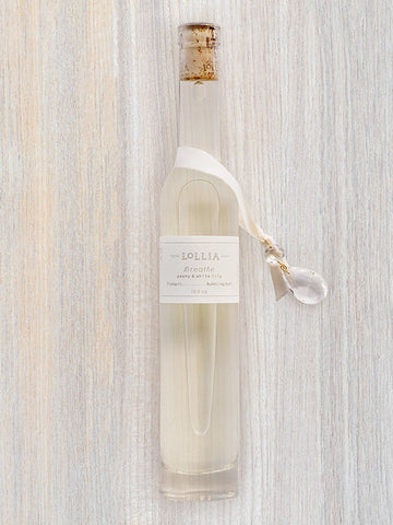Breathe Perfumed Luxury Bubble Bath | Lollia
