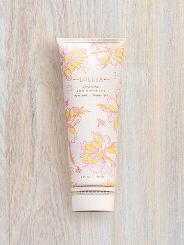 Breathe Perfumed Shower Gel | Lollia