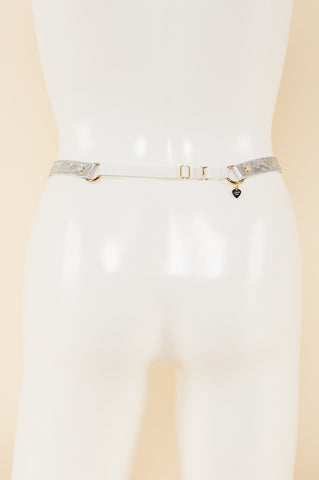 Mint Lace Belt