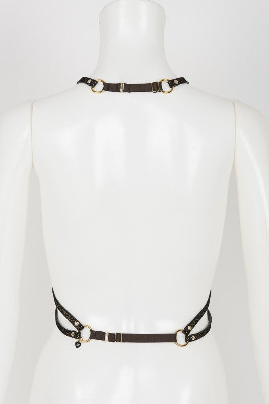 Lush Harness - Fräulein Kink Private Access  - 5