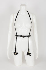 Ritsy Suspender Belt - Fräulein Kink Private Access  - 1
