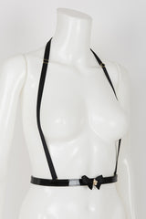 Ritsy Suspender Belt - Fräulein Kink Private Access  - 6