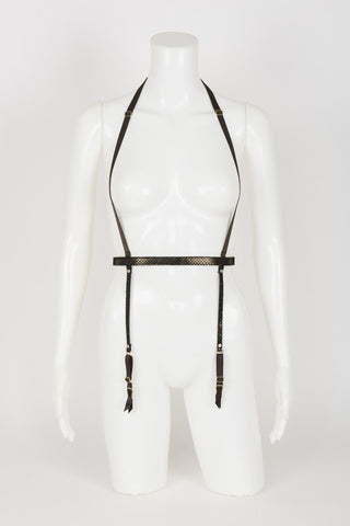 Lush Suspender Belt - Fräulein Kink Private Access  - 1