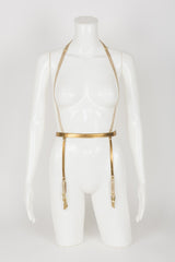 Lavish Suspender Belt - Fräulein Kink Private Access  - 1