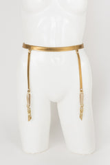 Lavish Suspender Belt - Fräulein Kink Private Access  - 9
