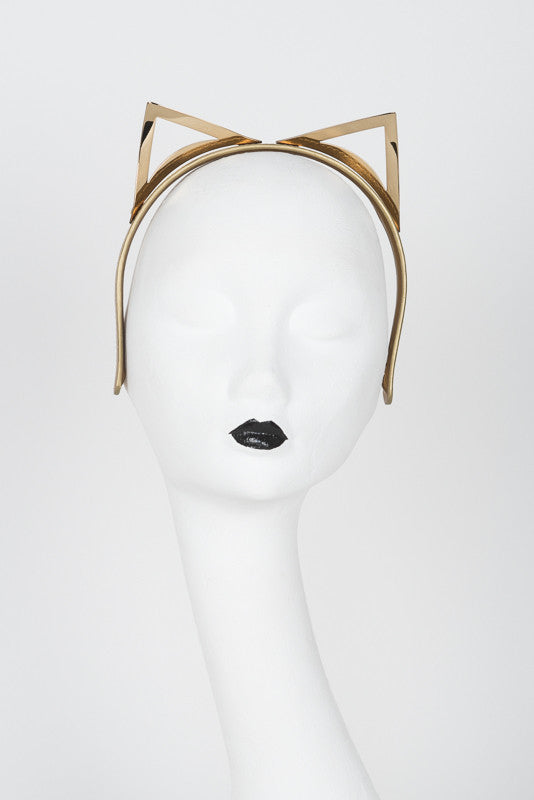 Lavish Kitten Headband - Fräulein Kink Private Access  - 4