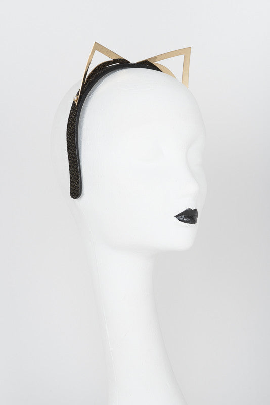 Lush Kitten Headband - Fräulein Kink Private Access  - 1