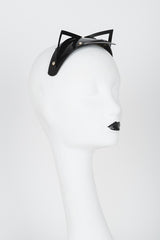 Ritsy Kitten Fascinator - Fräulein Kink Private Access  - 1
