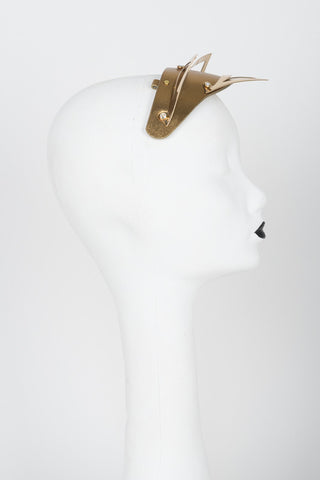 Lavish 18K Fascinator