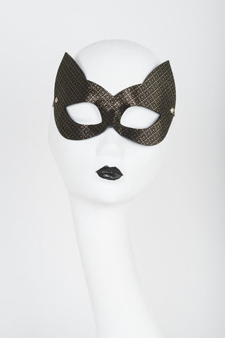 Lush Molded Kitten Mask - Fräulein Kink Private Access  - 1