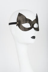 Lush Molded Kitten Mask - Fräulein Kink Private Access  - 4