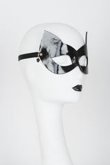 Ritsy Molded Kitten Mask - Fräulein Kink Private Access  - 4