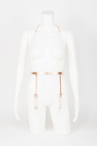 Lolita Suspender Belt